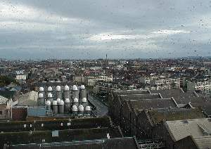 View from Guinness