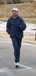 Winter running apparel