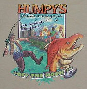 Humpy's shirt