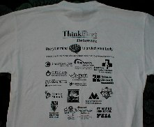 Think First 5K t-shirt