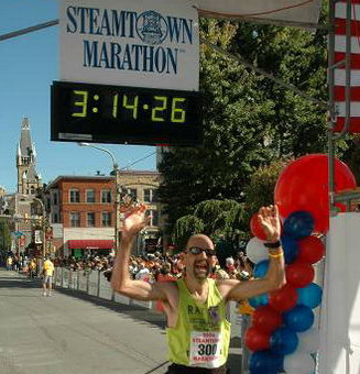 Steamtown Marathon photo