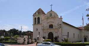 Monterey Cathedral