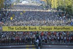 Chicago Marathon official photo
