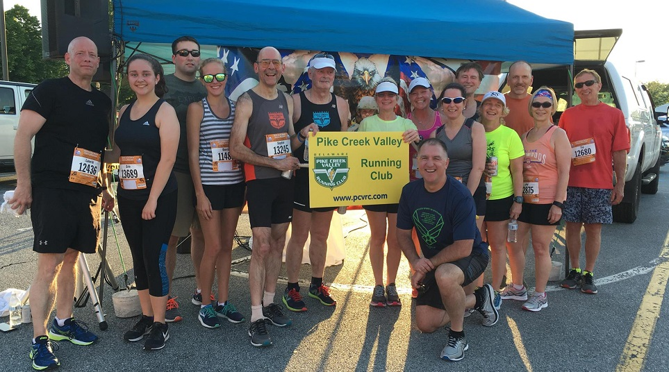 Pike Creek Valley Running Club 2018