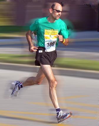Marathon Man Ray Christensen