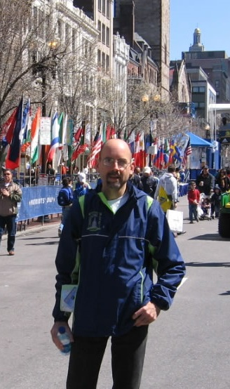 2009 Boston Marathon