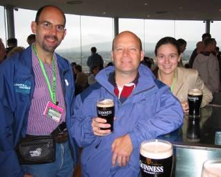Guinness: Ray, Scot, Jill