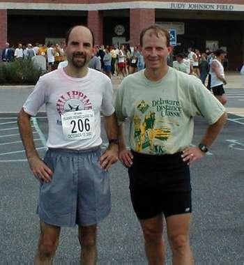 Ray & Greg Wilson