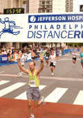 Marathon Man finishes PDR '03
