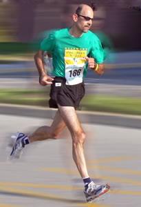 75-year-old man running 75 marathons in 75 consecutive ... |Marathon Man Running