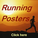 Running posters, motivational posters