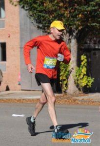 Ray Christensen runs