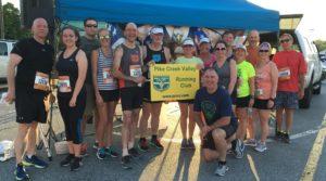 Pike Creek Valley Running Club 2018