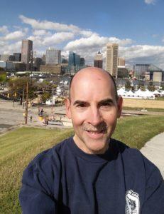 Marathon Man at Baltimore