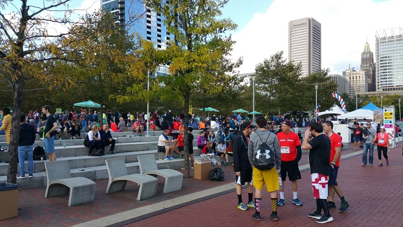 Baltimore Running Festival 2018