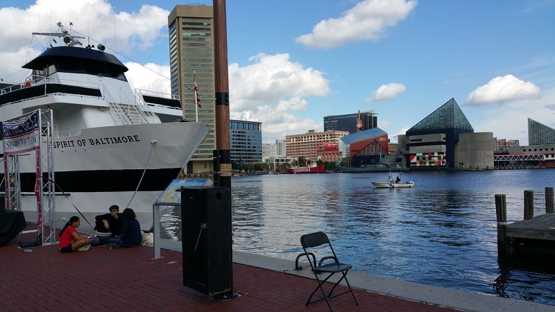 Baltimore Inner Harbor 2018