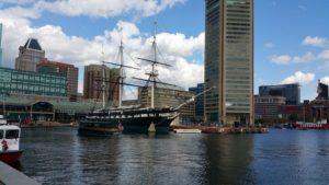 Baltimore Inner Harbor 2018