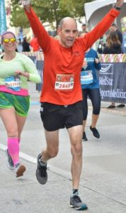 2018 Baltimore Marathon
