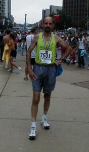 Arthritis Foundation race singlet